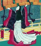 Sei Shonagon (c. 966-1017) was a Japanese author and a court lady who served the Empress Teishi (Empress Sadako) around the year 1000 during the middle Heian period, and is best known as the author of The Pillow Book 'Makura no Soshi'. <br/><br/>  She achieved fame through her work The Pillow Book, a collection of lists, gossip, poetry, observations, complaints and anything else she found of interest during her years in the court. Her writing depicts the court of the young Empress as full of an elegant and merry atmosphere.